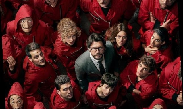 Money Heist Renewed for Fifth and Final Season, Adds Sense8 Alum
