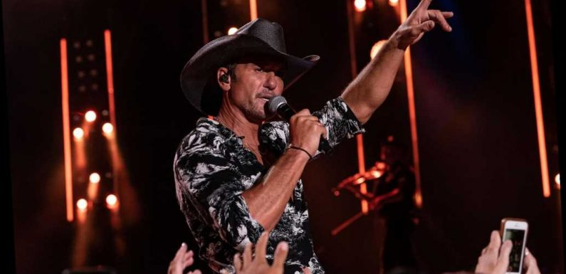 Tim McGraw Previews New Album 'Here on Earth' With Soaring Title Track