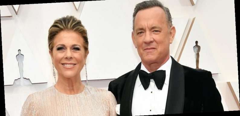 Tom Hanks & Rita Wilson Receive Greek Passports After Officially Becoming Citizens