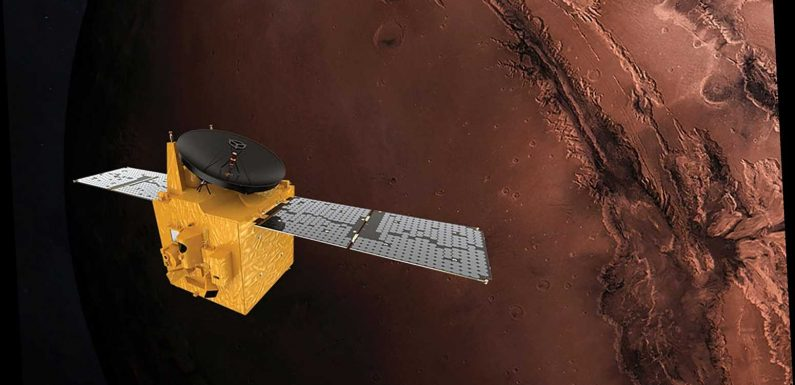 UAE makes Mars launch, sends Hope orbiter to the Red Planet