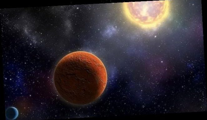 'Lost planet' rediscovered 620 light-years from Earth