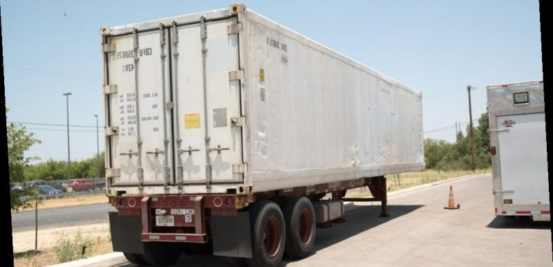 Texas, Arizona bring in refrigerated trucks to store hundreds of bodies after coronavirus deaths surge