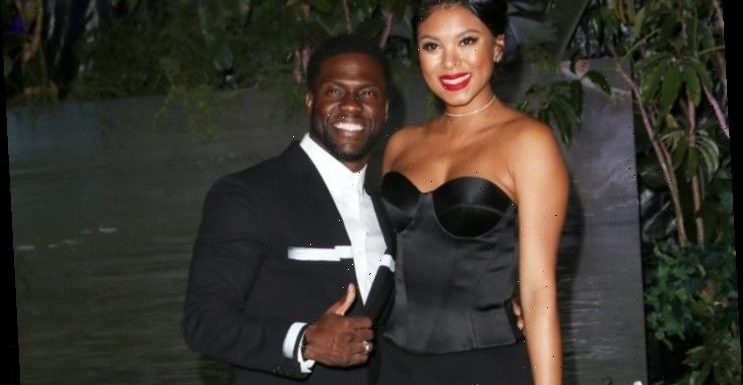 Kevin Hart Takes Unflattering Pictures of Pregnant Wife During Lockdown