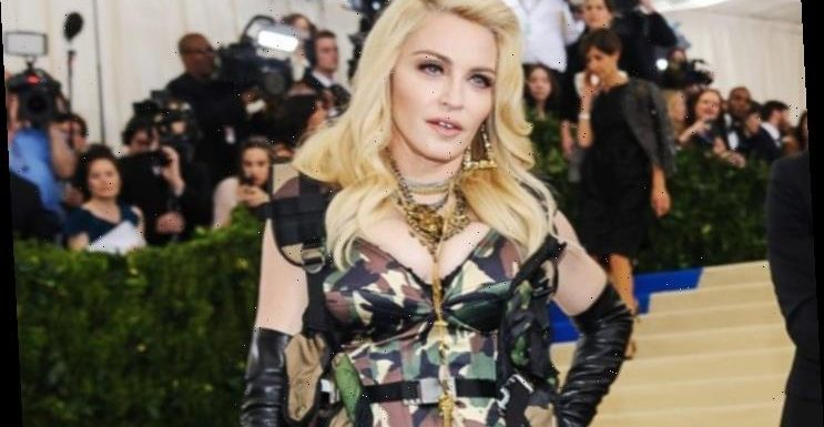 Madonna Optimistic She Will Dance Again After Knee Surgery
