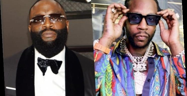 2 Chainz and Rick Ross to Battle It Out in Next 'Verzuz' Edition