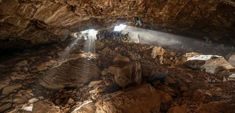 Mexican cave artifacts show earlier arrival of humans in North America