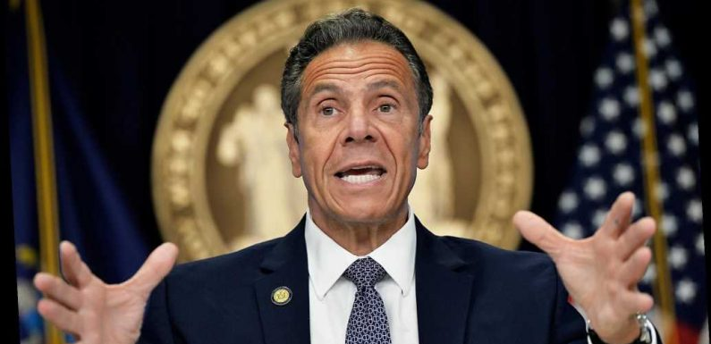 Andrew Cuomo's new ode to himself