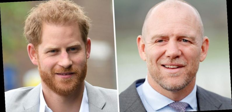 Mike Tindall tells Good Morning Britain he wants Prince Harry 'to be happy'