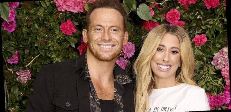 Joe Swash is more in love with Stacey Solomon than ever: 'She's sexy and ticks all my boxes'