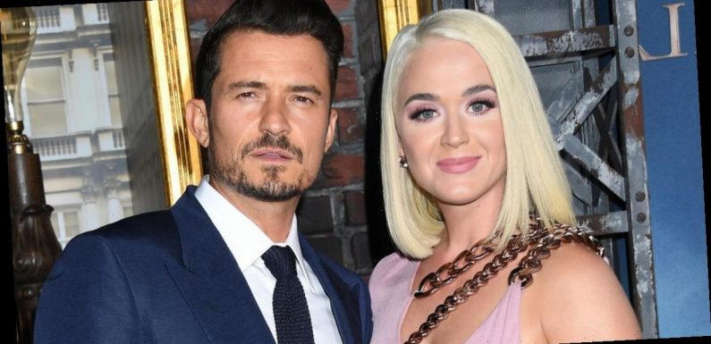 Orlando Bloom says being a father can be hard as Katy Perry prepares to give birth to their first child together