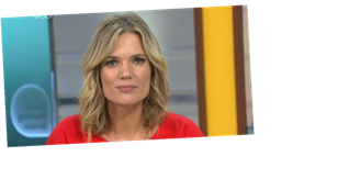 GMB Charlotte Hawkins apologises as Sean Fletcher calls out her 'annoying' habit