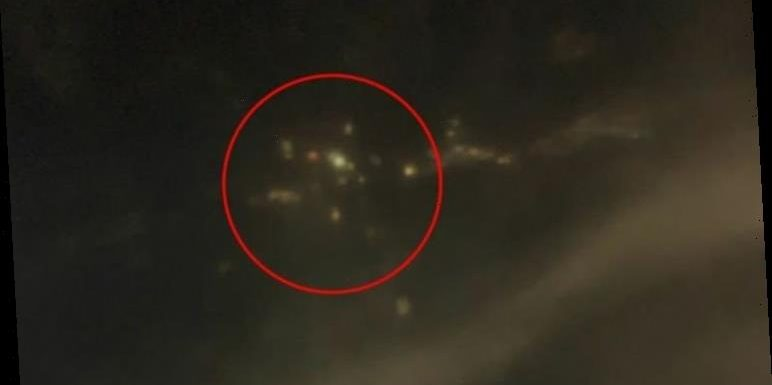 UFO sighting above China sends social media into frenzy – millions watch mysterious videos