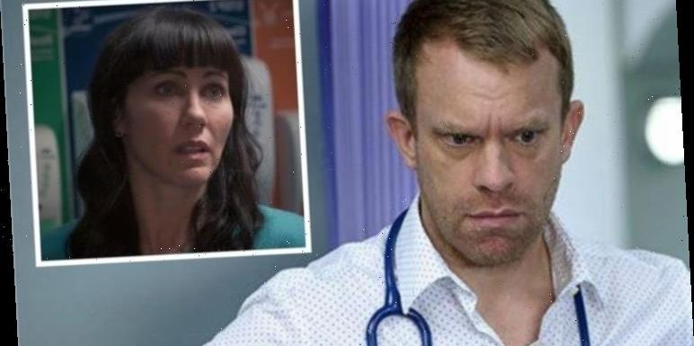 Casualty spoilers: Dylan Keogh forced to 'leave' amid heartbreaking decision over Faith