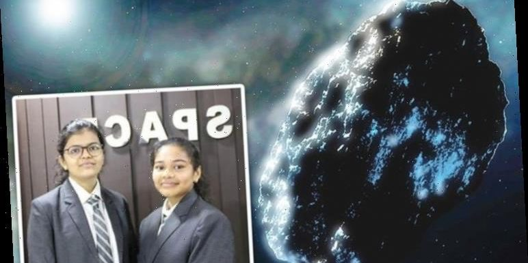 Asteroid bombshell: Two Indian schoolgirls warn NASA after discovering 'Near-Earth Object'