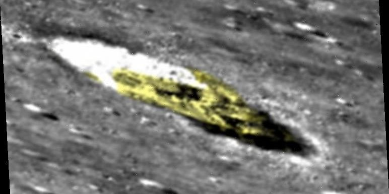 Alien news: Ancient UFO seen on the Moon in NASA images – claim