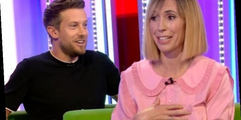 Alex Jones' co-host steps in as she fights back tears over emotional The One Show message