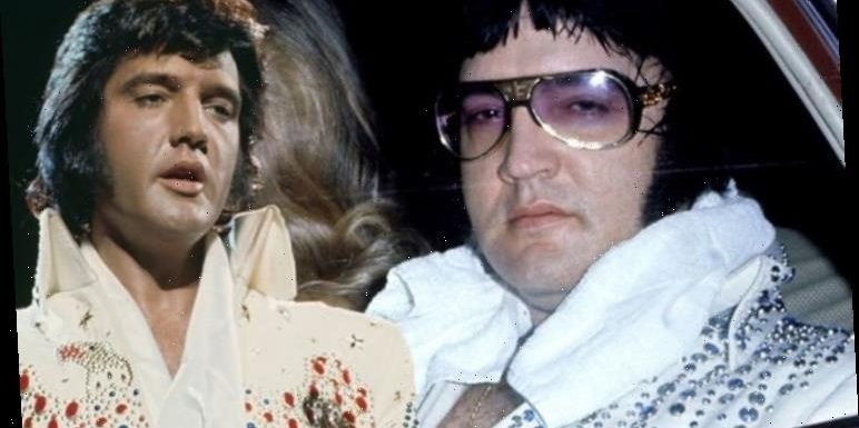 Elvis Presley ALIVE as new photo from 20 years 'AFTER' his death appears online?