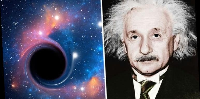 Black hole 'could be created on Earth' after Einstein's general relativity challenged
