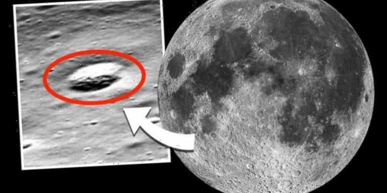 UFO sighting: Hunter exposes 'evidence of alien ship' parked on Moon, claims 'it's real'