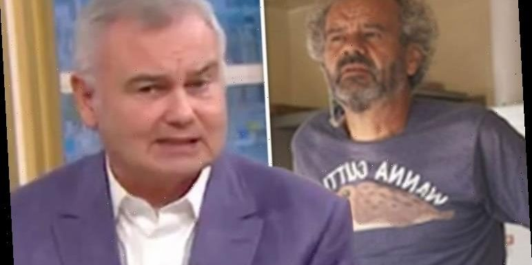 Eamonn Holmes steps in as This Morning guest launches into foul-mouthed rant 'Not allowed'