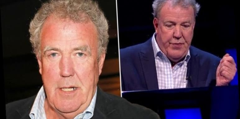 Jeremy Clarkson unveils first Who Wants To Be A Millionaire jackpot winner in 14 years