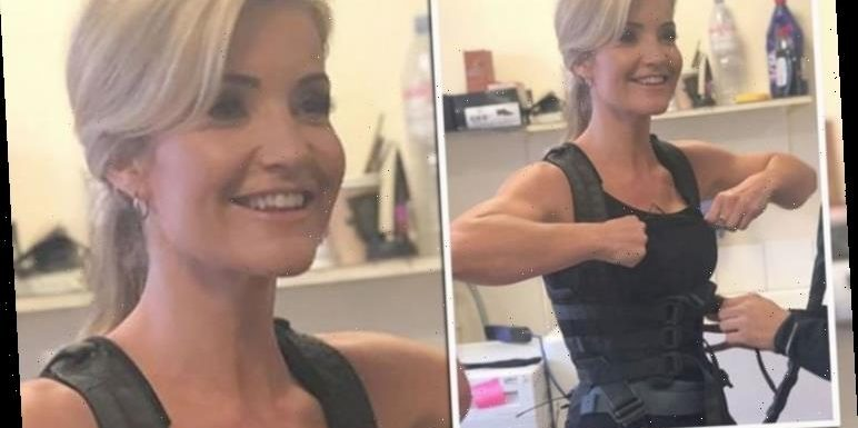 Helen Skelton: Countryfile star speaks out on 'uncomfortable' move during filming for show