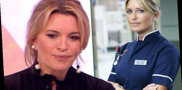Tina Hobley: Holby City star in admission about TV comeback 'It's all desperately on hold'