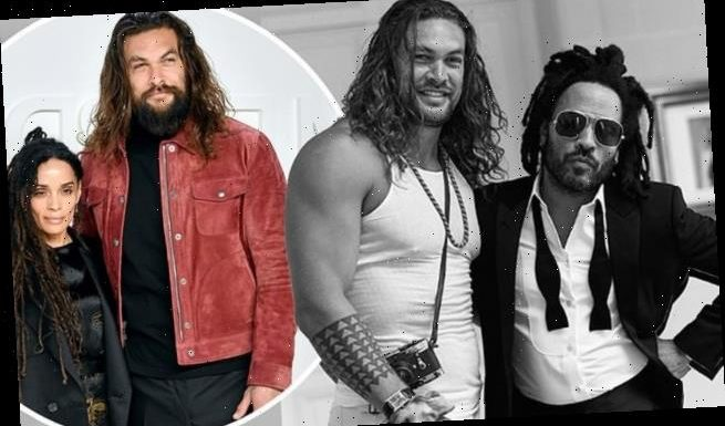 Lenny Kravitz serves bromance as he wishes Jason Momoa happy birthday