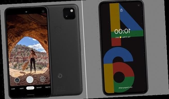 Google finally unveils its £349 Pixel 4a