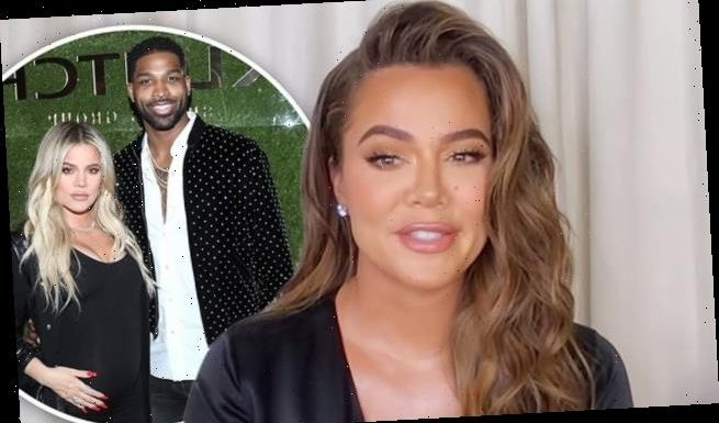 Khloe Kardashian denies she is back together with ex Tristan Thompson