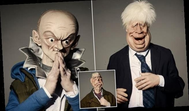 Spitting Image returns, will target Boris Johnson, Dominic Cummings