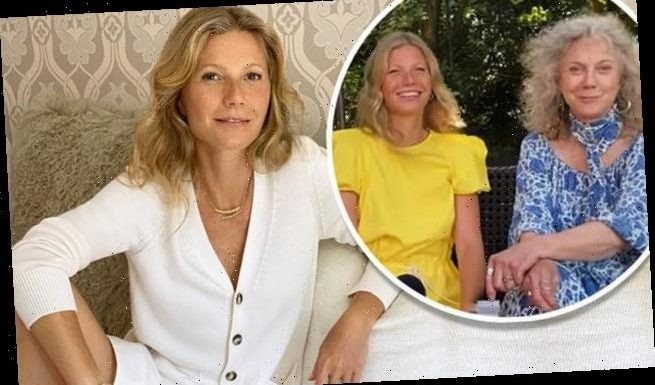 Gwyneth Paltrow, 47, reveals her mother, 77, taught her a skin trick