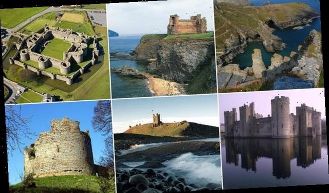 The 'ruined' British castles that could host I'm a Celebrity 2020