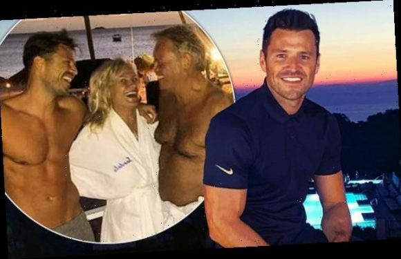 Mark Wright says watching his parents lose everything gave him drive