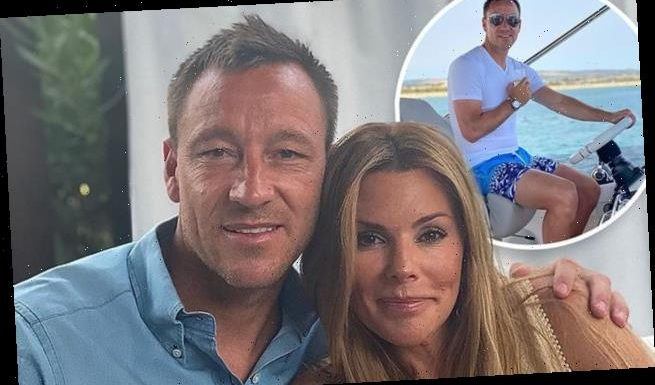 John Terry 'loses £207,000 after backing a trendy swimwear company'