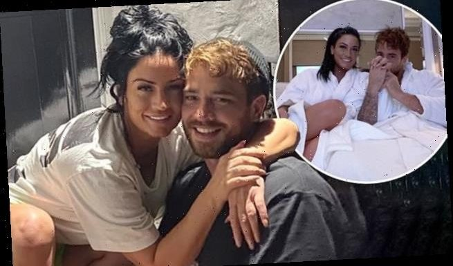 Danny Cipriani reveals he's ENGAGED to girlfriend Victoria Rose