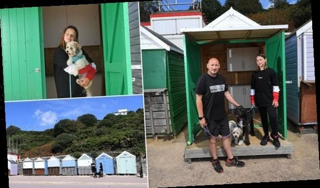 Bournemouth beach hut owners blast council for 'forcing them out'