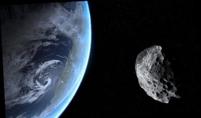Car-sized asteroid flew less than 1,830 miles past Earth this weekend