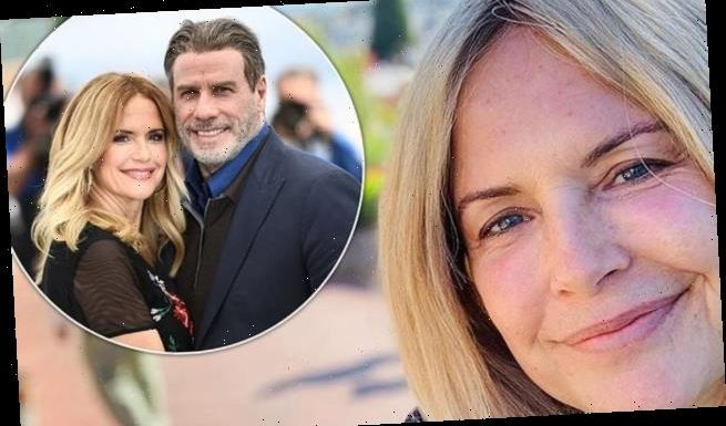 Kelly Preston passed away at her family's Clearwater, Florida home