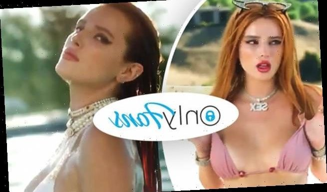Bella Thorne becomes the first professional actress to join OnlyFans