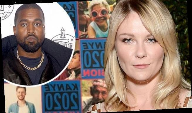 Kirsten Dunst wants to know 'Why' she is in Kanye West's 2020 Vision