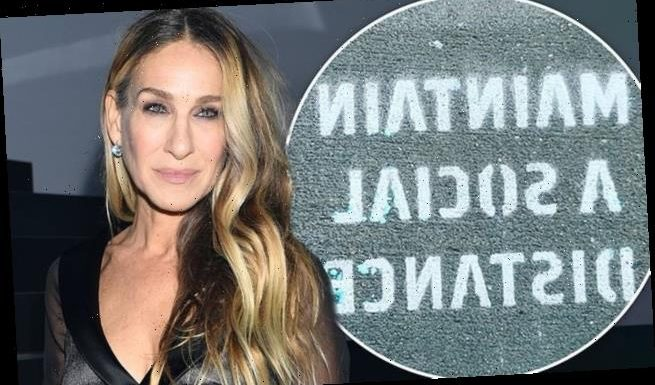 Sarah Jessica Parker hits back at critic who brands her 'pretentious'