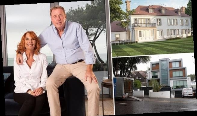 Harry Redknapp is building a £3.4m dream home