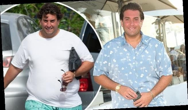 James Argent sheds two stone in TWO WEEKS after juice cleanse