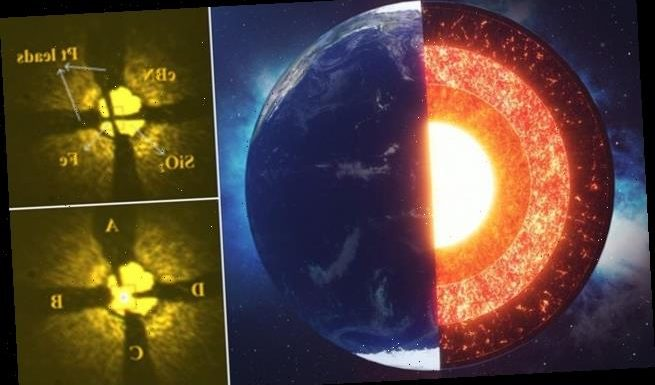 Earth's solid inner core formed about 1.3 billion years ago