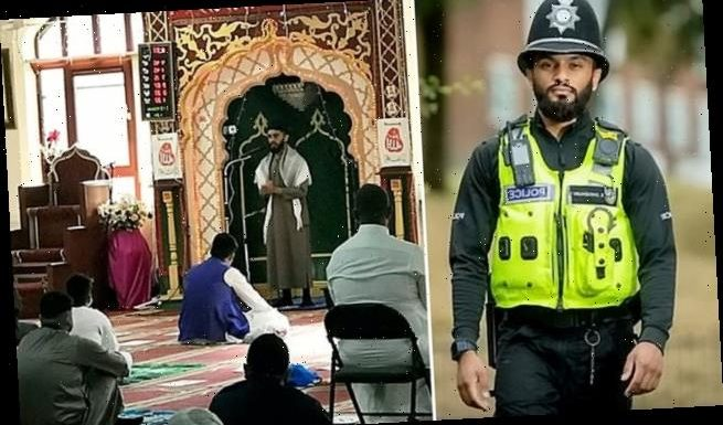 Iman, 29, quits job at mosque to become front line police officer