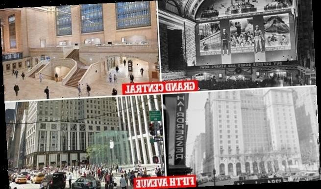 Images show what Apple stores in New York City used to be in the 1940s