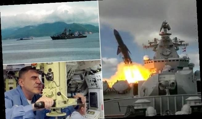 Russia holds major war games in the Bering Sea near Alaska