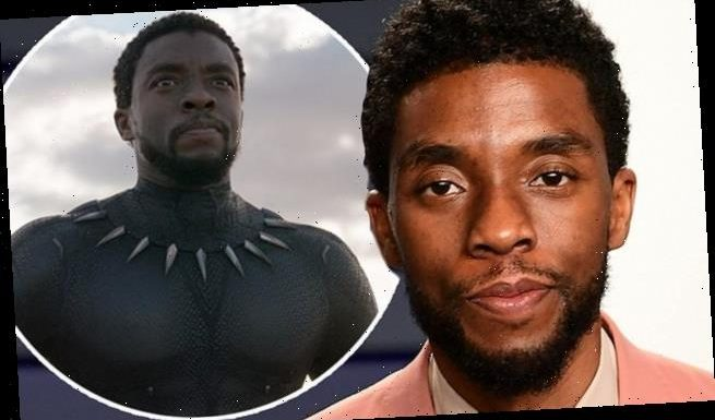 Chadwick Boseman seemingly hinted at his private battle with cancer