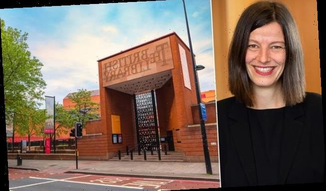 British Library chief librarian says 'racism created by white people'